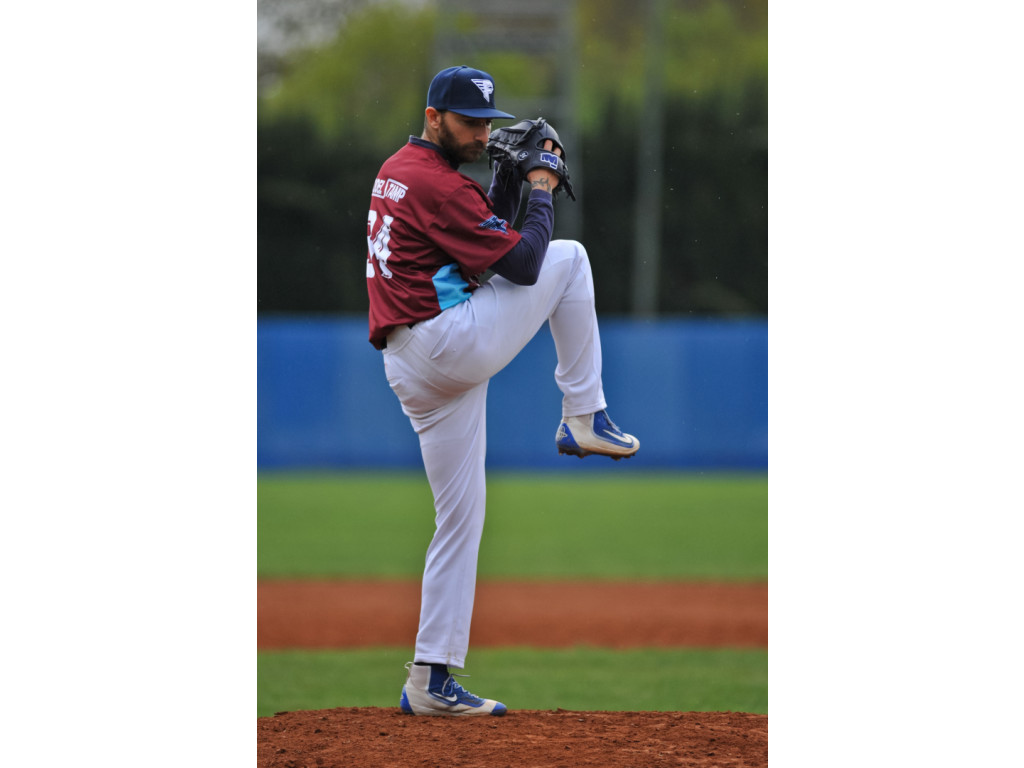 Dominate - Luca Panerati - Baseball and Softball Gloves. 100% pelle.